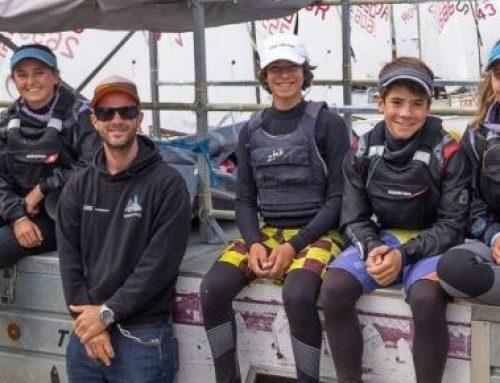 Jovens velejadores algarvios marcam presença em Campeonatos Internacionais
