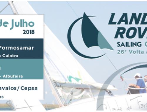 A mais importante regata algarvia regressa entre 5 e 7 de julho, com passagem por Vila Real de Santo António, Olhão, Faro, Albufeira e Lagos