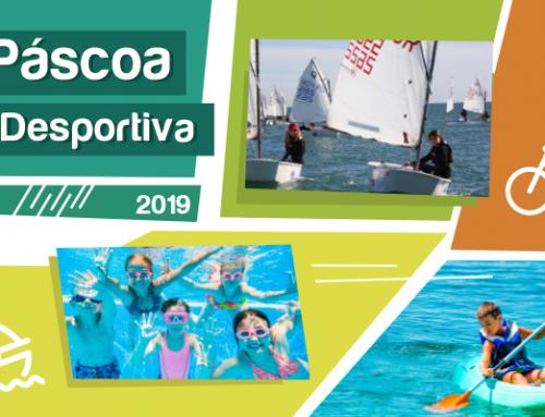 Páscoa Desportiva 2019 – Inscrições abertas!