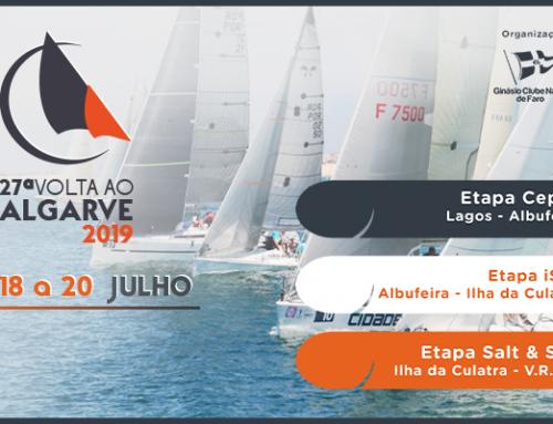 27º Volta ao Algarve à Vela