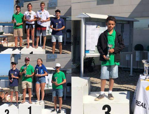 7ª Prova do Campeonato do Algarve (4ª PAR – Optimist)
