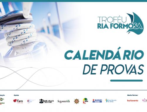 Calendário de Provas do Troféu Ria Formosa 2019/2020