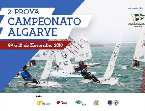 Aproxima-se agora a 2ª prova do Campeonato do Algarve 2019