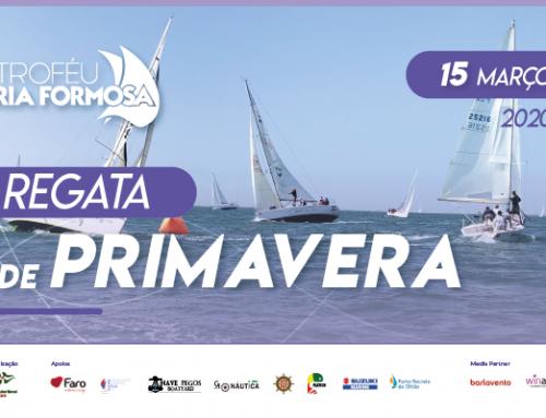 Aproxima-se mais uma regata do Troféu Ria Formosa 2019/2020