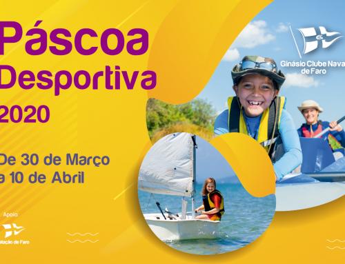 Páscoa Desportiva 2020 – Inscrições abertas