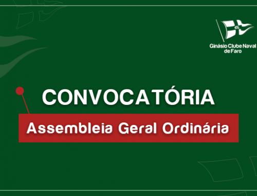 Convocatória | Assembleia Geral Ordinária