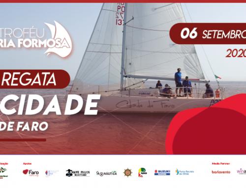 A Regata Cidade de Faro do TRF 2020 está mesmo a chegar