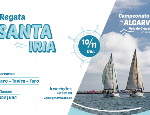 O Campeonato do Algarve regressa com a Regata de Santa Iria