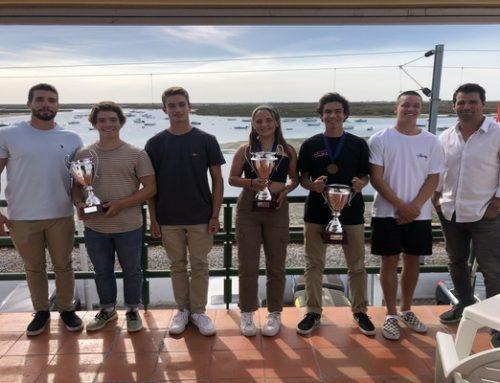 O Ginásio Clube Naval de Faro tem dois novos campeões!