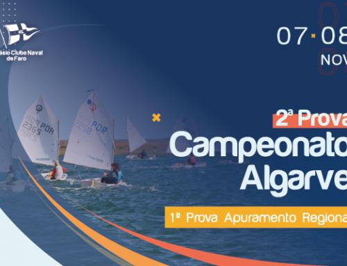 Resultados da 2ª prova do Campeonato do Algarve e 1ª PAR
