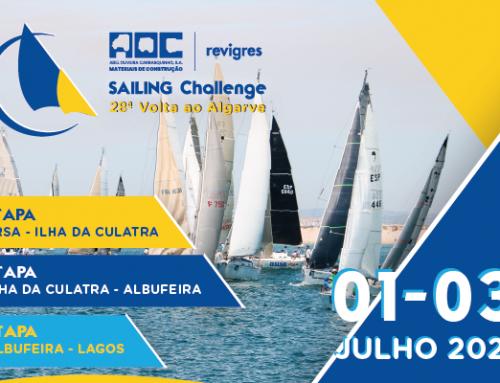 Volta ao Algarve à Vela 2021 com AdR