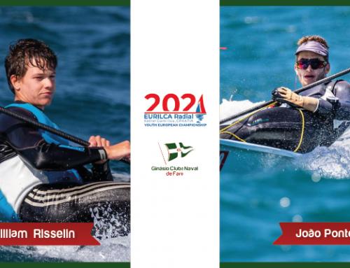 Os nossos atletas vão estar presentes no Campeonato da Europa de Laser Radial Júnior, na Croácia!