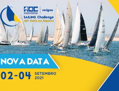Informações gerais da 28ª edição da Volta ao Algarve à Vela 2021