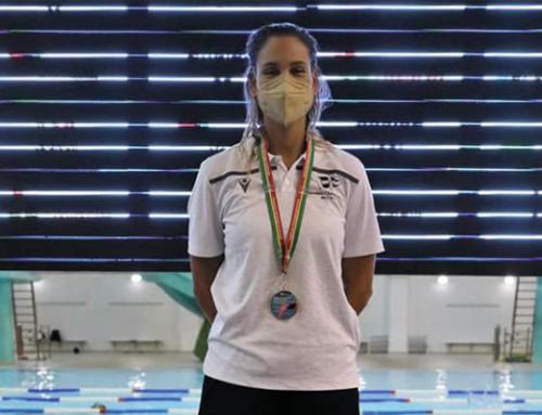 A atleta Giulliana Gigliotti sagrou-se Campeã Nacional no Open de Portugal