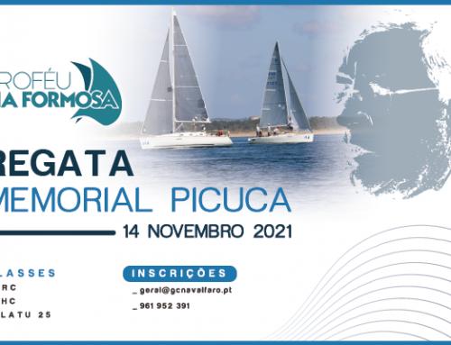 Troféu Ria Formosa 2021/2022: Regata Memorial Picuca
